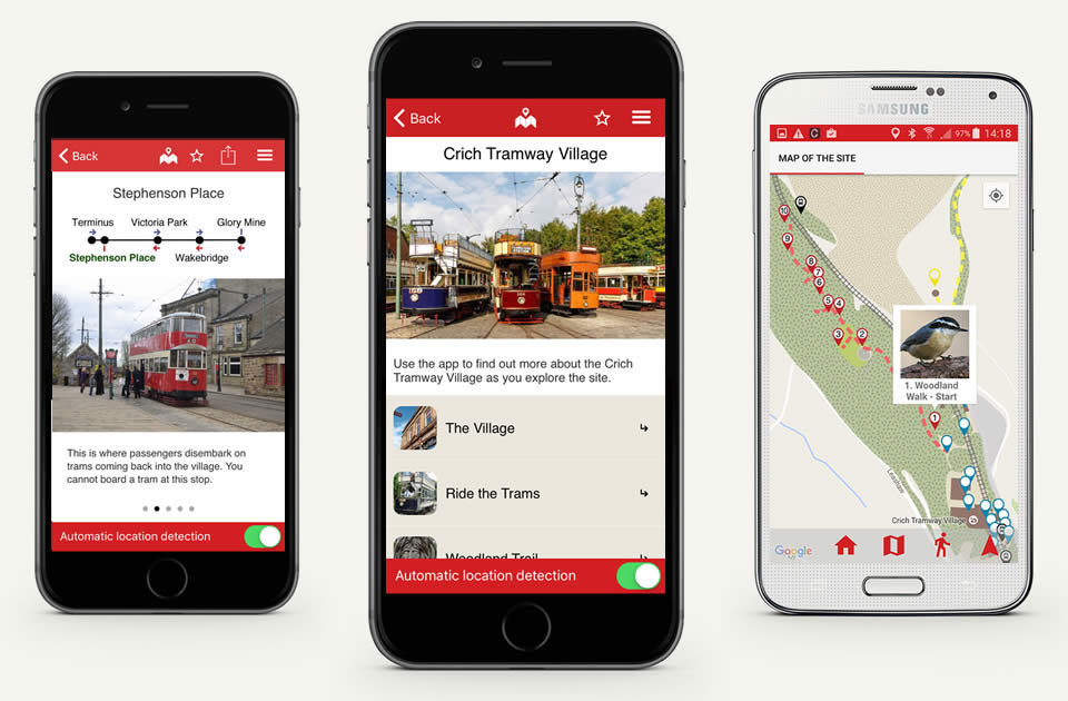 The Tramway Village App