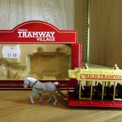 Horse Tram Model
