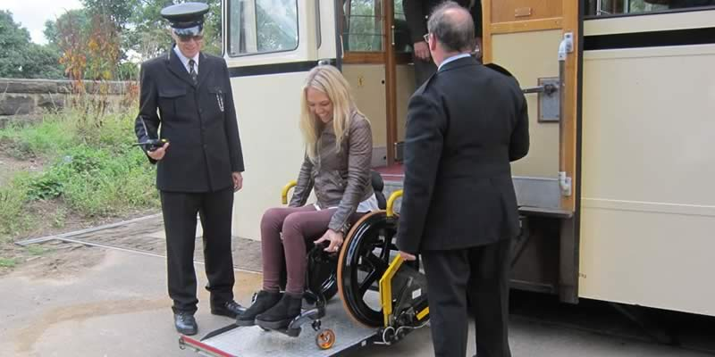 Using the Access Tram