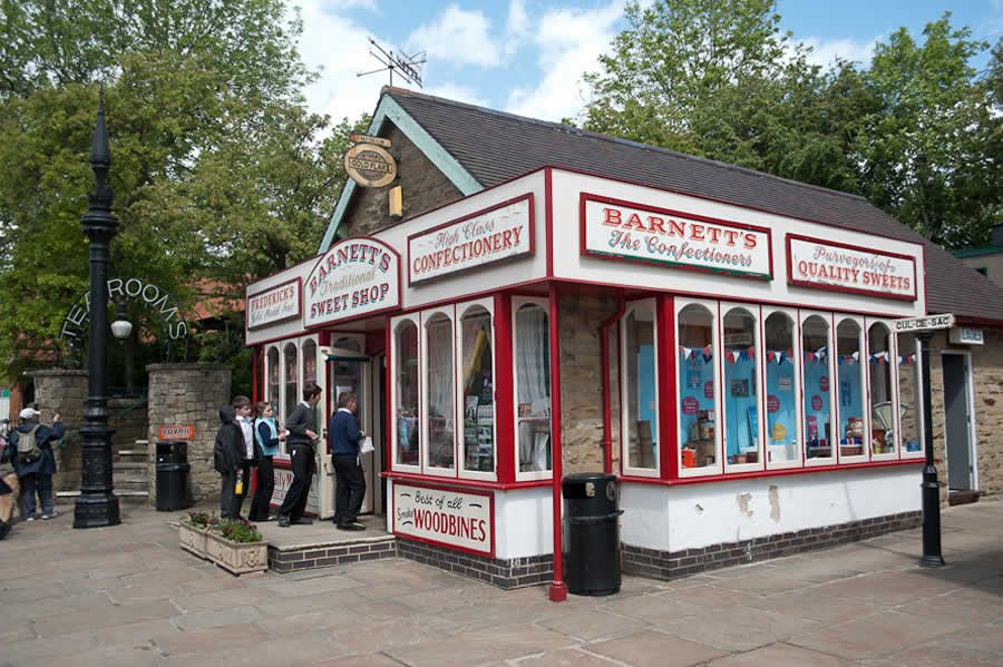 Barnett's Sweet Shop