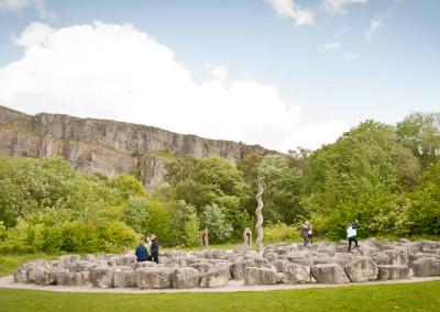 Labyrinth picnic area