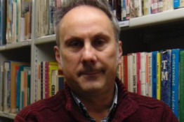 Robert Morris – New Librarian