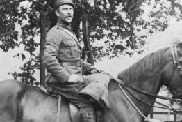 The Derbyshire Yeomanry in the First World War