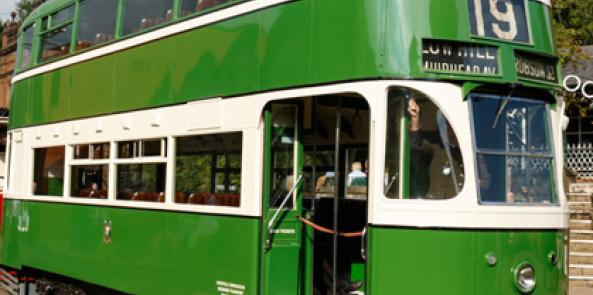 Drive a Vintage Tram in 2016