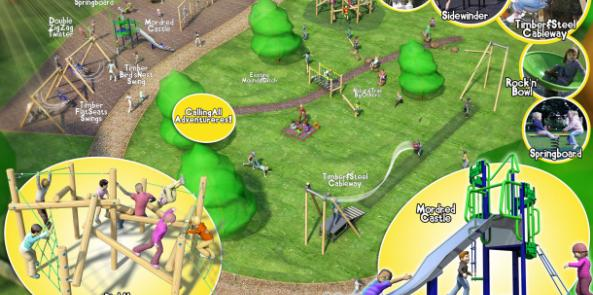 New Children's Outdoor Play Area Confirmed