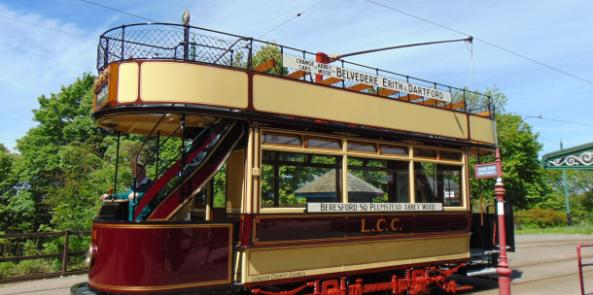 LCC 106 on track