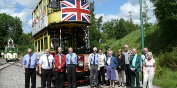 Retired Drivers and Conductors Weekend
