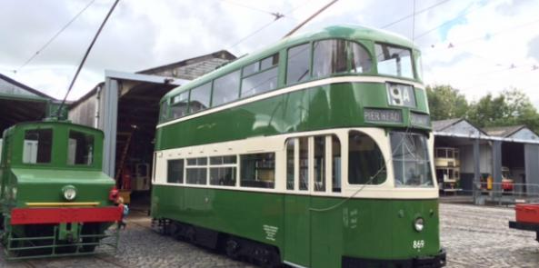 Liverpool 'Liner' 869 Set for Service