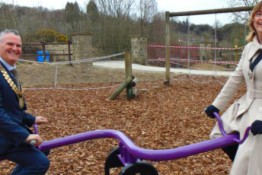 New Adventure Playground Officially Open