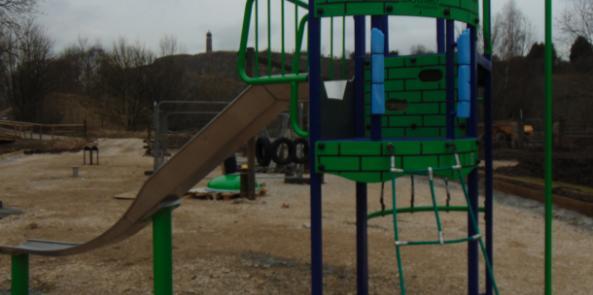 New Adventure Playground Being Installed