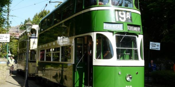 Liverpool 'Liner' 869 Available for Ultimate Tram Driving Experience