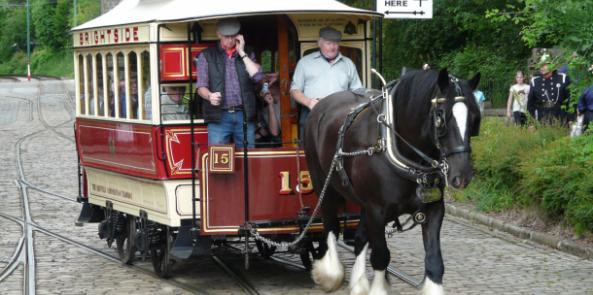 Horse Tram Cancelled Tuesday 18th August 2015