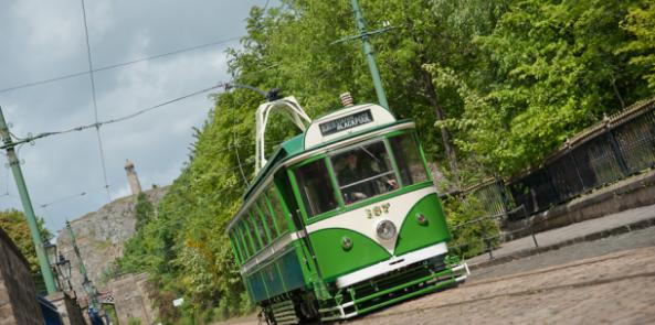 British Trams Online Tram of the Year 2014 Contest