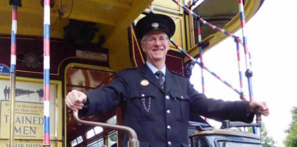 New Tram Driver