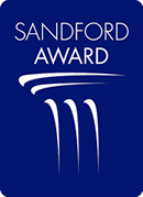 Sanford Award Winner 2011 and 2016