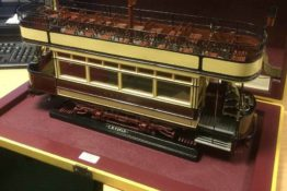 New Model Trams Arrive At Crich