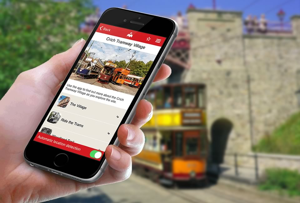 The Crich Tramway Village App