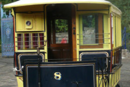 Tram Day – Changes to Collection