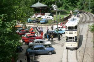 Classic Transport Gathering - Crich Tramway Village5