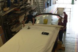 LCC 1 – A Lesson in Recanvasing a Roof