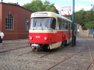 Halle an der Saale (HAVAG) Tramways No. 902