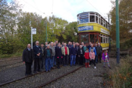 Leeds 399 – Reaches the parts that other trams cannot reach!