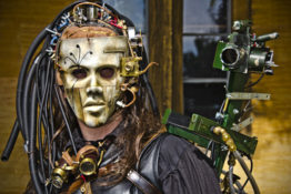 More About Steampunk