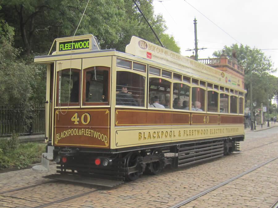 Blackpool and Fleetwood 40