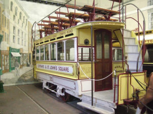Cardiff Tramways Company No. 21