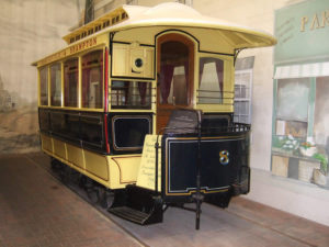Chesterfield Tramways Company No. 8