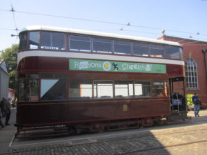 Edinburgh Corporation Transport No. 35