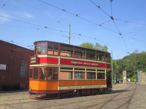 Glasgow Corporation Transport No. 1115