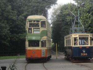 Glasgow Corporation Transport No. 1282