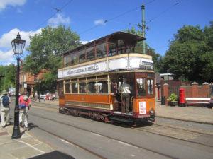 Glasgow Corporation Transport No. 22