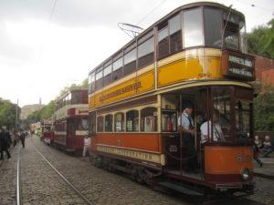 Glasgow Corporation Transport No. 812