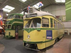 Den Haag Tramways No. 1147