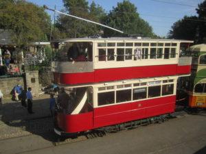 Johannesburg Municipal Tramways No. 60