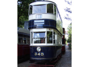 Leeds City Transport No. 345