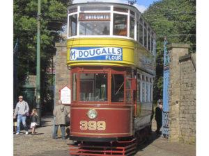 Leeds City Transport No. 399
