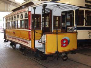 Oporto Tramways No. 9