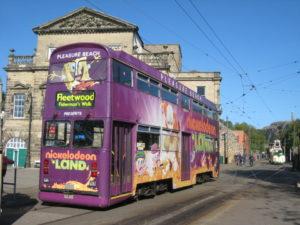 Blackpool Transport Services No. 762