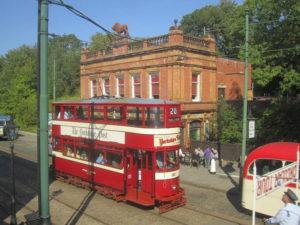 Leeds City Transport No. 180