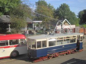 Sheffield Transport Department No. 330