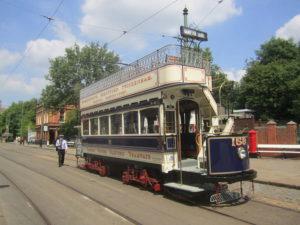 London United Tramways No. 159