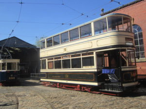 Sheffield Corporation Transport No. 189