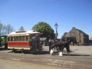 Sheffield Corporation Tramways No. 15