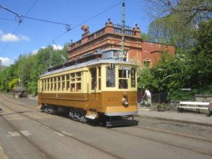 Oporto Tramways No. 273