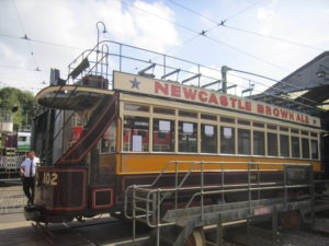 Newcastle Corporation Transport No. 102