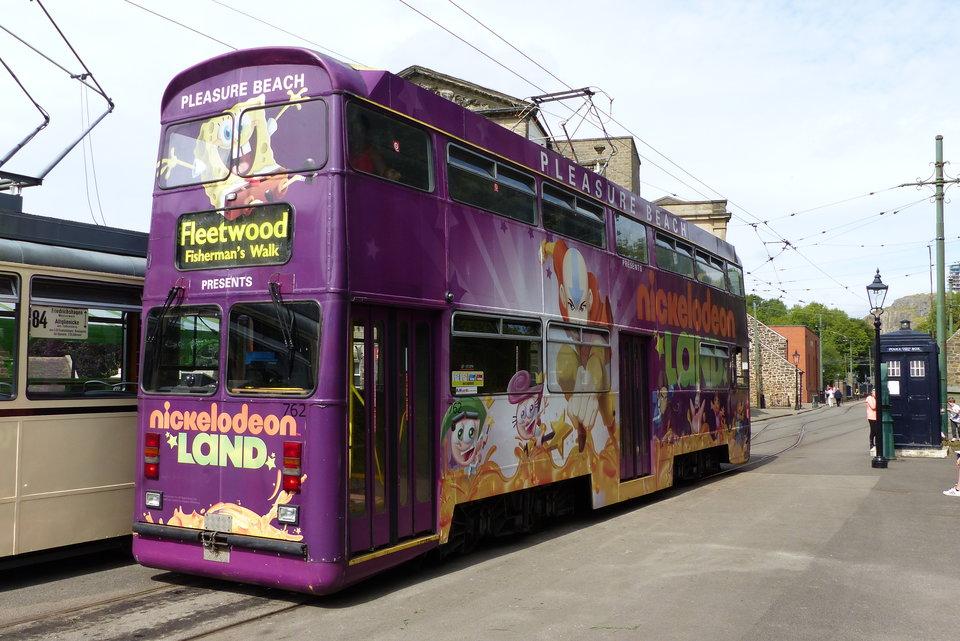 Blog - Crich Tramway Village