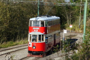 Metropolitan Electric Tramways No. 331